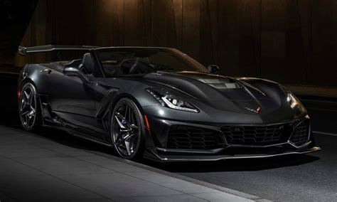 New Corvette Zr1 by New Corvette Zr1 Makes 755hp Fastest Most Powerful Chevy