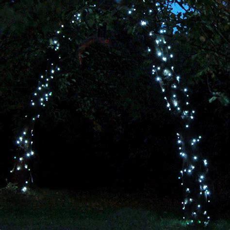 tree solar lights solar powered garden lights