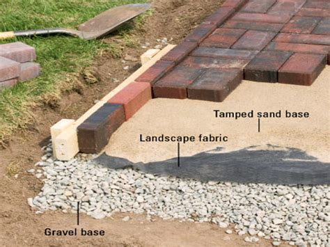 brick patio ideas paving stones for patios landscape edging ideas brick