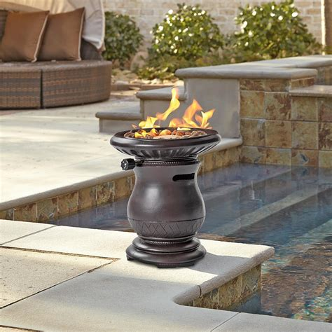 firepits gas sumner gas pit 657955 pits patio heaters at