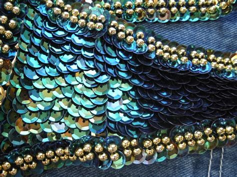 beading and sequins naima s bellydance beading tutorial fish scales