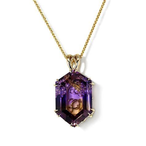 jewelry for ametrine fish necklace jewelry designs
