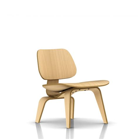 eames low chair herman miller eames 174 molded plywood lounge chair wood