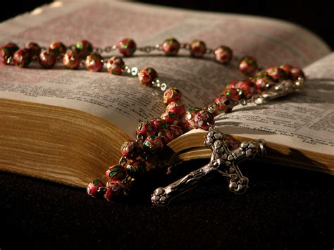 and rosary rosary bible st the apostle catholic church