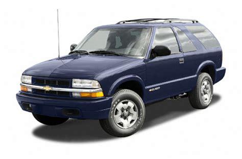 car owners manuals for sale 1996 chevrolet blazer parental controls 2005 chevrolet blazer overview cars com