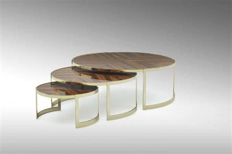coffee and side tables 5 modern coffee and side tables from luxury brands