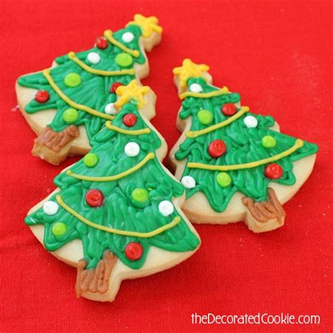 step by step decorating tree a step by step guide to decorating cookies