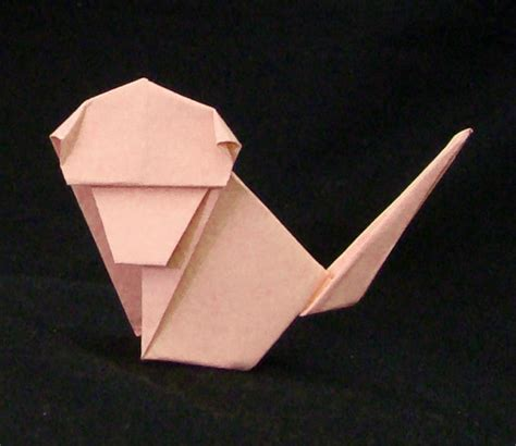 monkey origami zodiac origami diagrams for the 12 animals in the