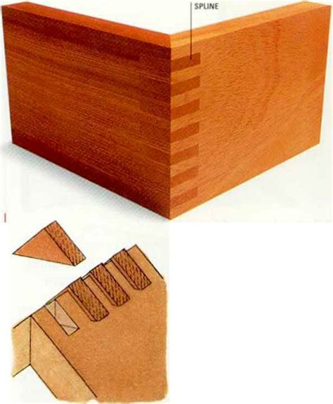 top notch woodworking using a table machine cut joint woodworking archive