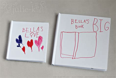 print your own picture book creative gift idea make your own pop up book
