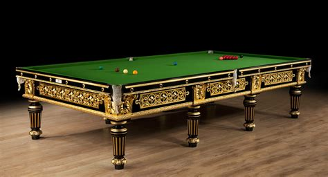 antique pool tables a spectacular gilded antique billiard snooker