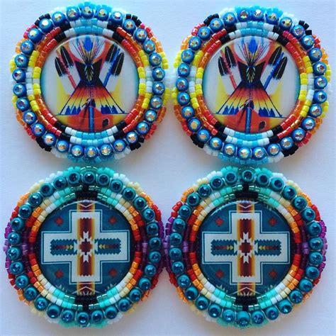 beaded powwow earrings rheannacosta on instagram ear jayasaym23