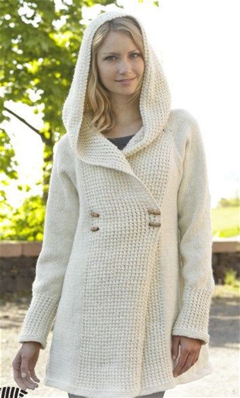 easy knitting pattern for coat 1000 ideas about crochet coat on crocheting