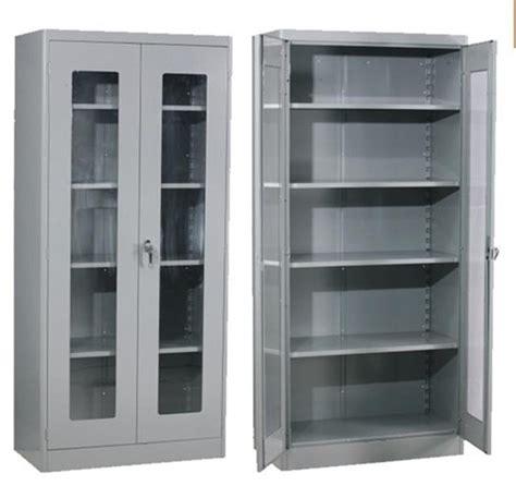 metal storage cabinet with glass doors waterproof best price products office furniture glass door