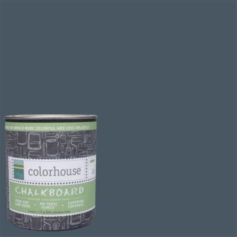 chalkboard paint colors at home depot colorhouse 1 qt wool 06 interior chalkboard paint 644694