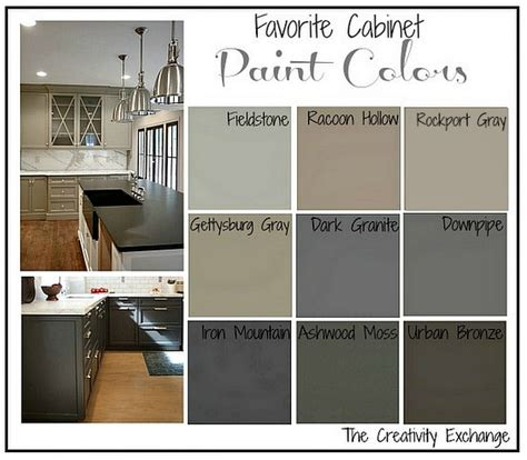 popular paint colors for kitchen cabinets favorite kitchen cabinet paint colors