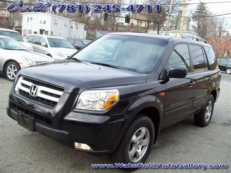 2006 Honda Pilot Mpg by 2006 Honda Pilot Awd Lt 29 Mpg For Hwy Details