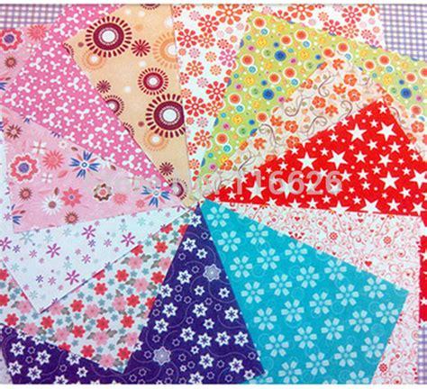 cheap origami paper aliexpress buy 140pcs lot cheap floral pattern diy