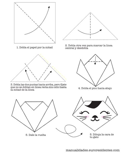 pdf origami manualidades mayo 2013