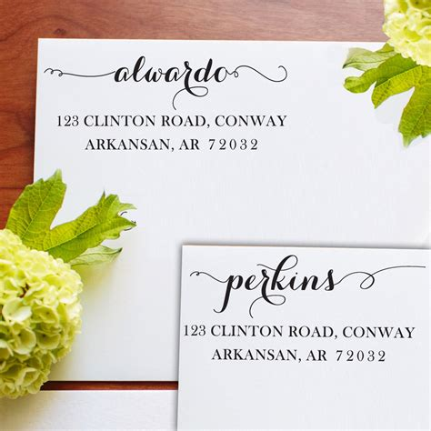rubber st invitation designer calligraphy invitation st custom envelop label