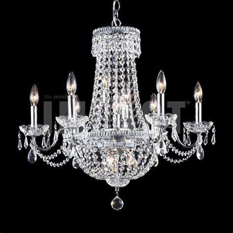 impact chandeliers r moder 40660s22 imperial impact 6 arm