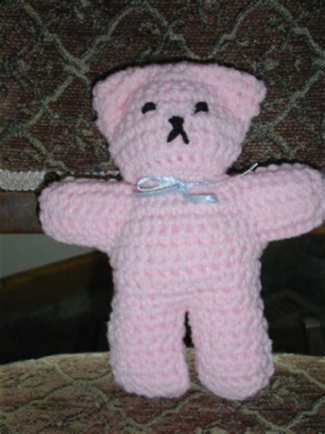 free knitting pattern teddy free crochet thread teddy patterns crochet and