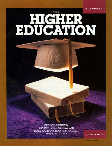 education higher get a higher education