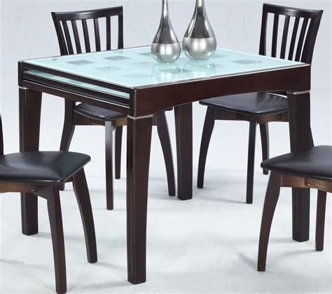 glass tables for kitchen counter height kitchen tables black glass kitchen table