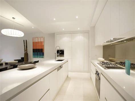 kitchen ideas australia lighting in a kitchen design from an australian home