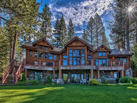 luxury homes lake tahoe top 10 lake tahoe luxury home sales of 2014
