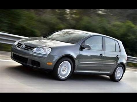 2007 Volkswagen Rabbit Review by 2007 Volkswagen Rabbit Drive Review Car And