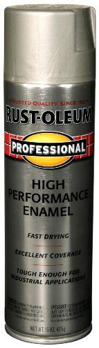 spray paint stainless steel rust oleum 7519838 professional high performance enamel