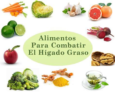 alimentos que da an el higado alimentos saludables para el higado