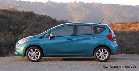 2014 Nissan Versa Review 2014 nissan versa hatchback reviews html autos weblog