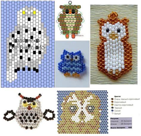 owl pony bead pattern 17 best images about peyote brick stitch patterns on