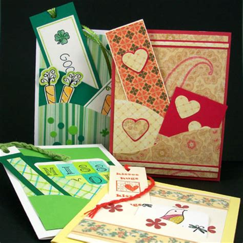 greeting cards for craft make pocket greeting cards tutorial greeting card class