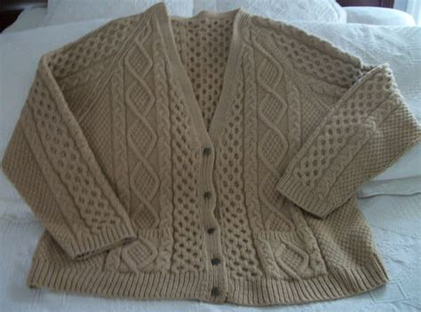 knitting patterns for aran sweaters aran knit sweater made with 1941 yarn