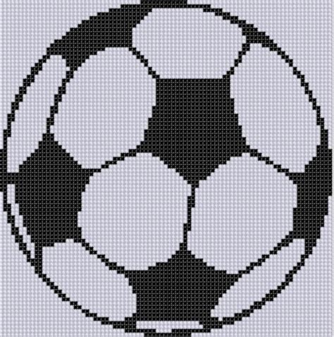 soccer knitting pattern soccer cross stitch pattern by motherbeedesigns craftsy