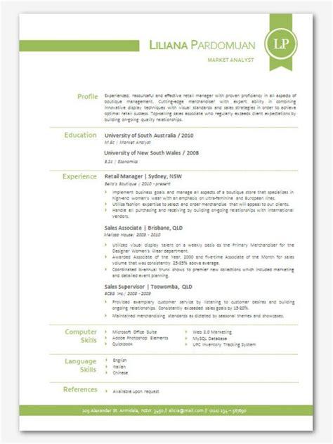 modern microsoft word resume template liliana by inkpower 12 00 just
