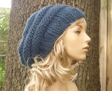 knitting patterns for slouchy hats free 1000 images about knit and crochet ideas on