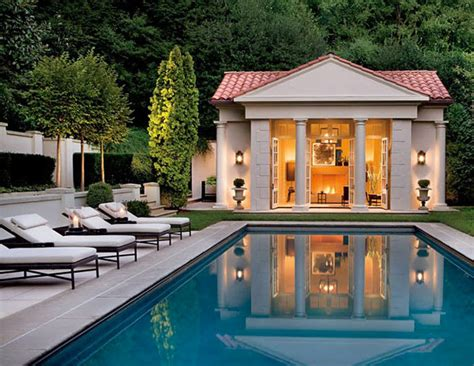 home plans with pools 16 fascinating pool house ideas home design lover