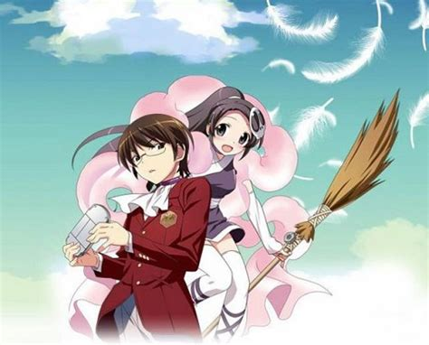 the world god only knows can a dating sim addict save the world god only knows