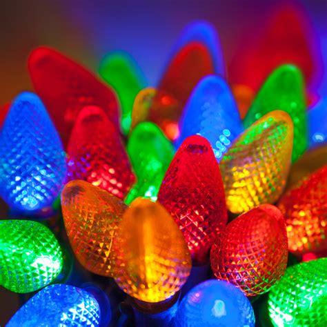 led christmaslights led lights 25 c7 multi color led