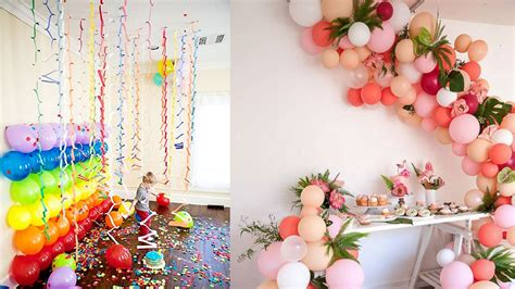 how to decorate a room for how to decorate room for birthday decor snacks