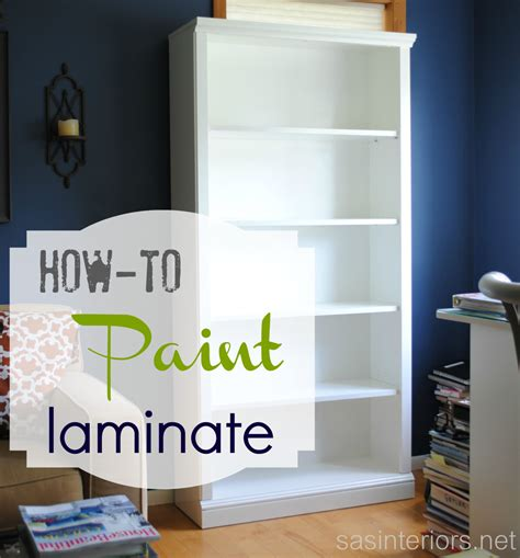 how to paint how to paint laminate furniture burger