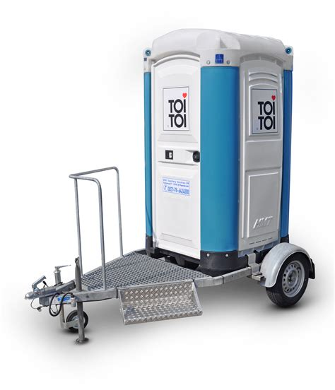 Afmetingen Mobiel Toilet by Mobiel Toilet Op Aanhanger Dixi Sanitary Services B V