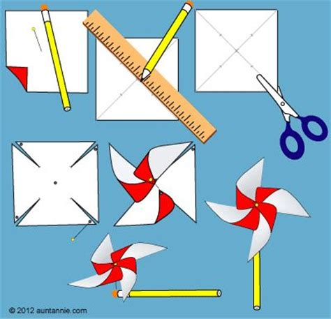 how to make origami pinwheel 25 best ideas about paper pinwheels on