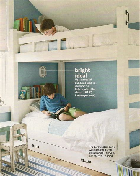 bunk bed light 12 best images about bunk beds on sweet peas