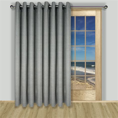 curtains for patio sliding doors curtain awesome fly curtains for patio doors ideas drapes