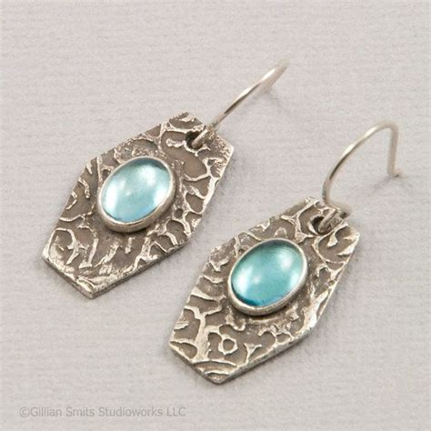 silver clay jewelry 17 best images about metal clay earrings on